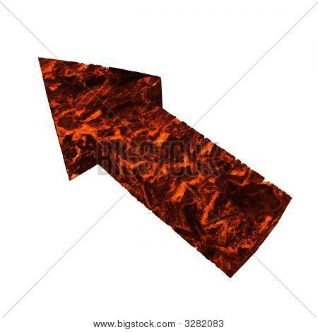 Red Rock Arrow