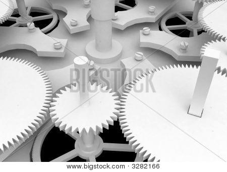 White Clockwork