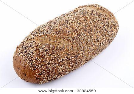 Multigrain Bread And A Bright Background