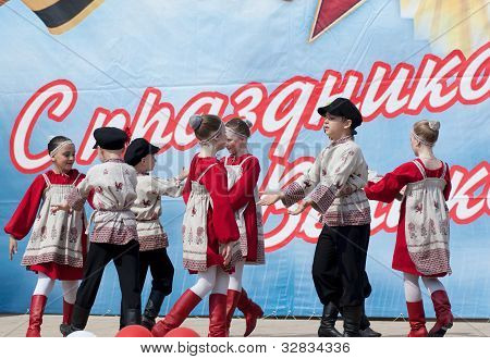 Ensemble Of National Dance Russia