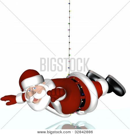 Santa's Impossible Mission