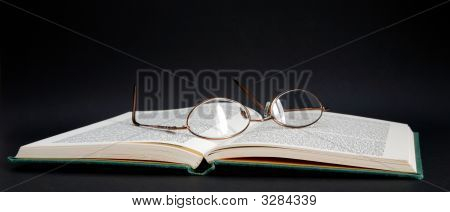 Open Book_Glasses