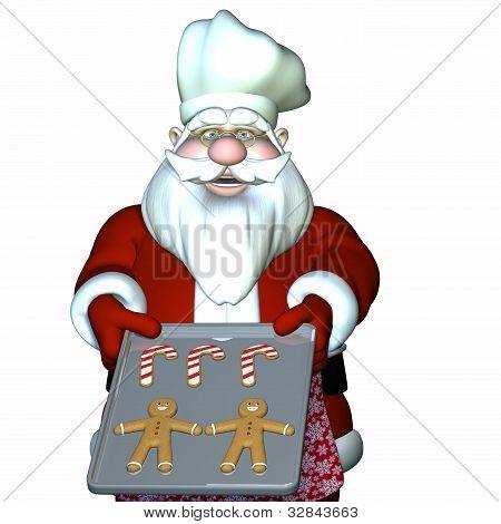 Santa Chef