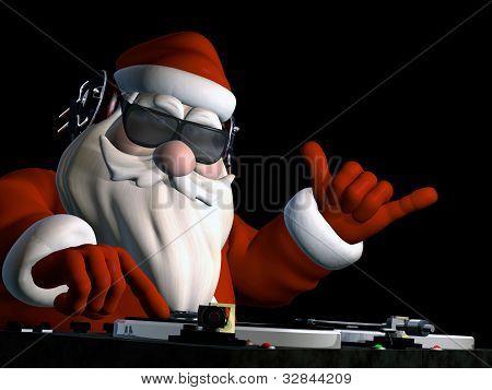 Santa In Da House