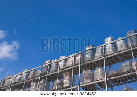 Open-Air Storage