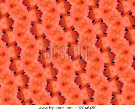 Grunge Orange