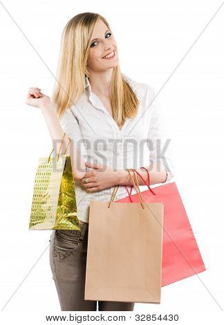 Gone Shopping.