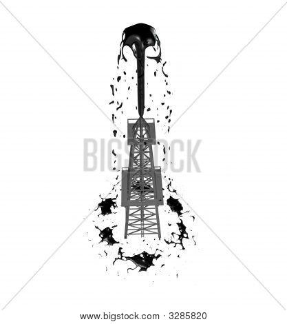 Oil Derrick 1