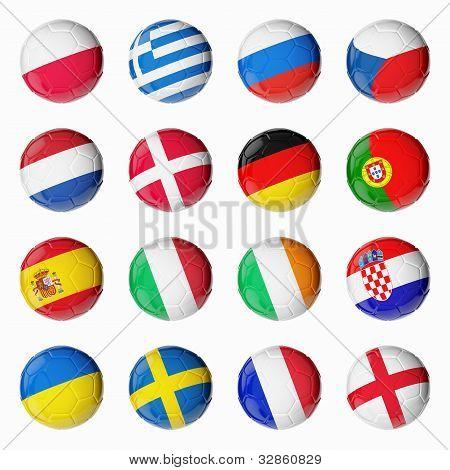 Fussball Euro 2012