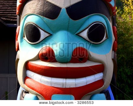 Totem Face