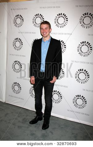 LOS ANGELES - MAY 9:  Chandler Massey arrives at the