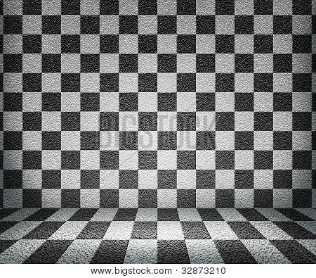 Chessboard Room