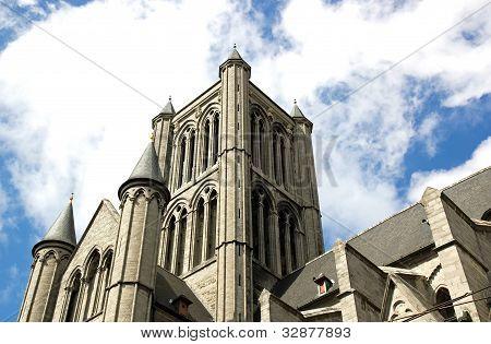 St Nicolas church  ghent