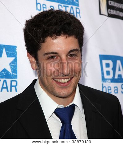 LOS ANGELES - APR 29:  Jason Biggs arrives to the Anti-Bullying Alliance Launch  on April 29, 2010 in Washington D.C.