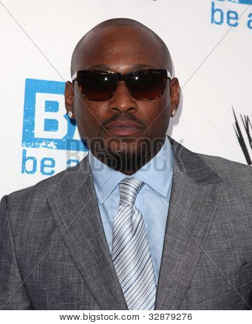 LOS ANGELES - APR 29:  Omar Epps arrives to the Anti-Bullying Alliance Launch  on April 29, 2010 in Washington D.C.