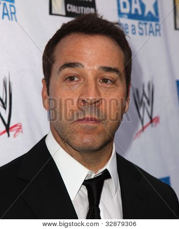 LOS ANGELES - APR 29:  Jeremy Piven arrives to the Anti-Bullying Alliance Launch  on April 29, 2010 in Washington D.C.