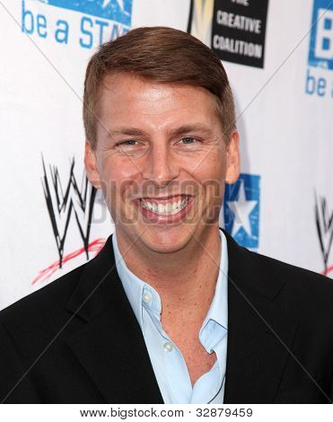 LOS ANGELES - APR 29:  Jack McBrayer arrives to the Anti-Bullying Alliance Launch  on April 29, 2010 in Washington D.C.
