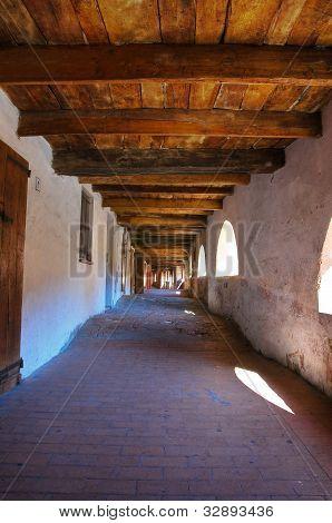 Donkeys Alley. Brisighella. Emilia-Romagna. Italy.