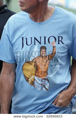 Junior Seau T-shirt