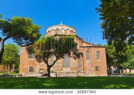 Opkapi-Palast in Istanbul Türkei