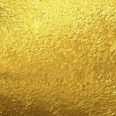 Golden Royal Foil. Gold Glitter Holiday Modern Texture For Luxury Party Banner Or Card Vector Foilin poster