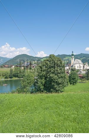 Reith im Alpbachtal, Tirol, Áustria