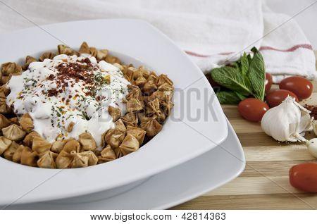 Fried Manti