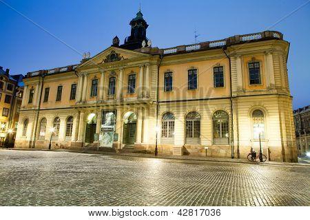 A Academia Sueca
