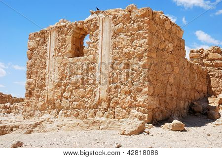 Ancient Fortress Masada