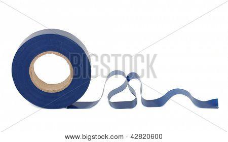 Blue insulating tape