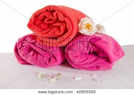 Big Spa Towels