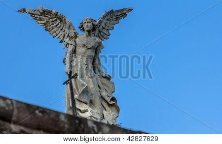 Archangel Statue