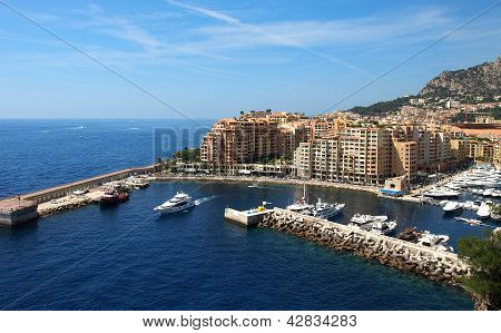 Monte Carlo - Fontvieille