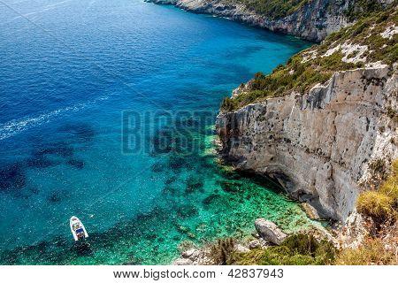 Stara Baska Beach, Croatia