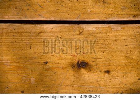 Nagged Plank