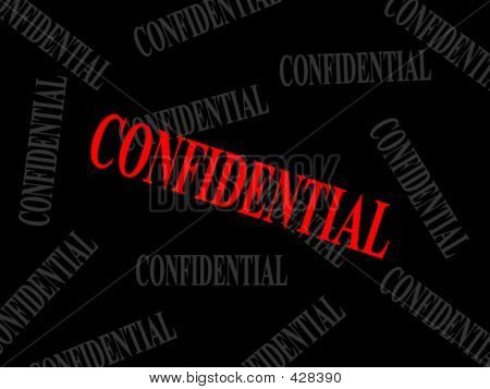 Confidential Marking