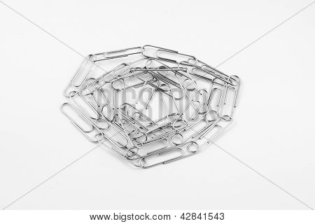 Tidy paper clips