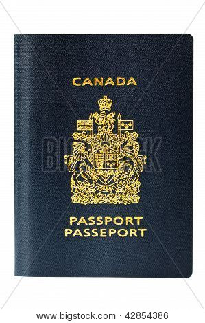 Brand New Canadian Passport