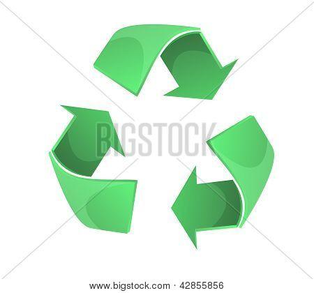 Recycles Symbol