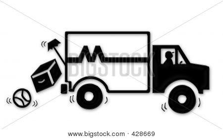 Moving Van - Movers
