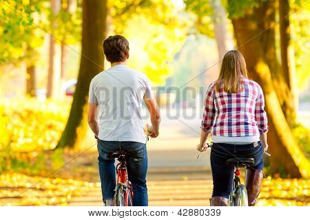 Cycling Together