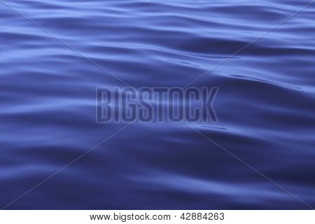 Blue Waves Surface