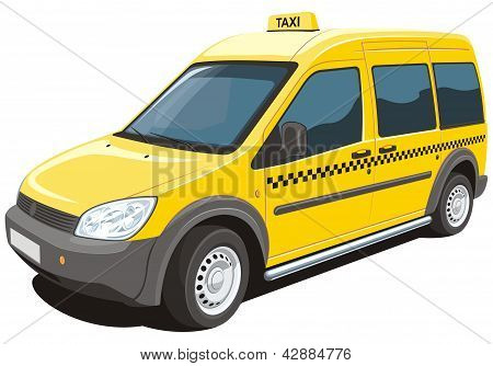 Yellow taxi - my design
