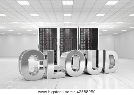 Data Center With Chrome Cloud