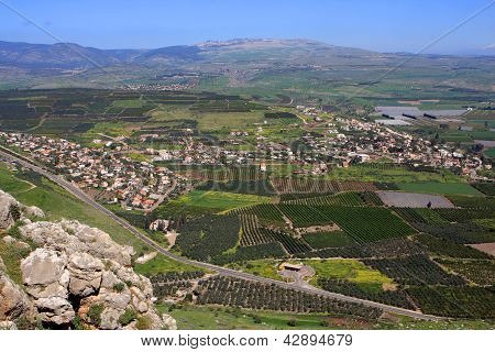 View of Israel