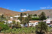 view of Betancuria Fuerteventura, Canary Islands, Spain