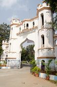 Landmark Arch, Hyderabad, India poster