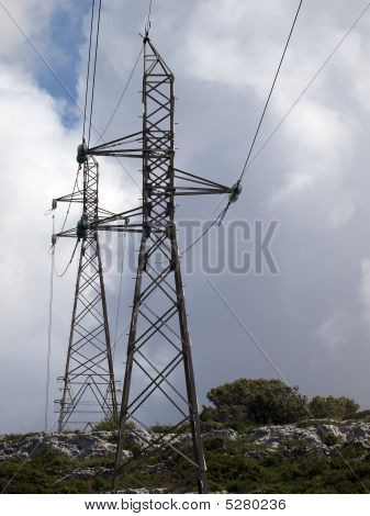 High Tension Pylon