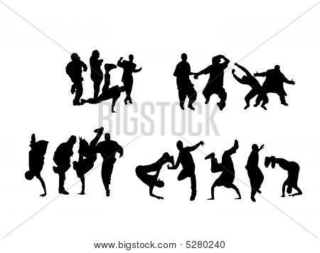 Crowd Dancing.eps