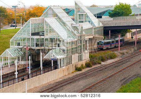 Rapid Transit Arrival